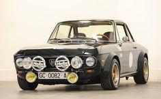 """""""MOTORCULT"""": Lancia Fulvia Coupé 1600 HF Corsa 1970-1974"""