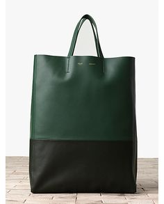 CÉLINE fashion and luxury leather goods 2013 Winter - Cabas - 24