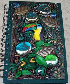 Rainforest blank journal by MandarinMoon on DeviantArt