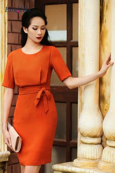 So pretty - Salvabrani Modest Dresses, Simple Dresses, Elegant Dresses, Cute Dresses, Beautiful Dresses, Casual Dresses, Short Dresses, Fashion Dresses, Dresses For Work