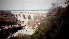 Pont du Gard artistic....ish.