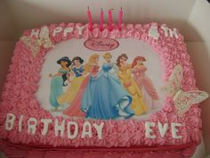 12 dancing princess barbie sheet cake Princess barbie and Barbie