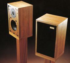 HARBETH HL-P3  1991 Home Audio Speakers, Monitor Speakers, Bookshelf Speakers, The Absolute Sound, Music System, High End Audio, Loudspeaker, Channel, Tech