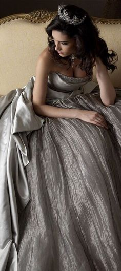 bridal gown by Angelina Colarusso jaglady