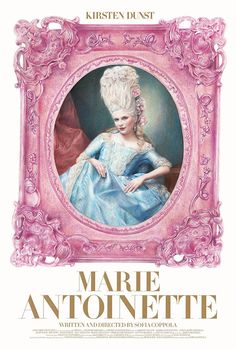 Marie Antoinette Movie, Dorm Posters, Wall Posters, Wall Collage, Wall Art, Movie Synopsis, Sofia Coppola, Cinema, Film Inspiration