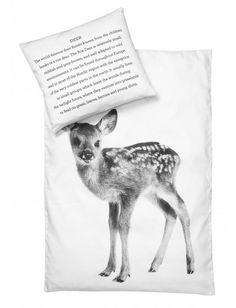 """Housse de couette Bébé """"Bambi"""" By Nord"""