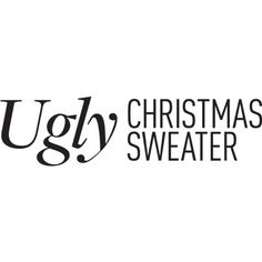 Ugly Christmas Sweater Text ❤ liked on Polyvore featuring text, words, fillers, backgrounds, christmas, quotes, magazine, phrase and saying