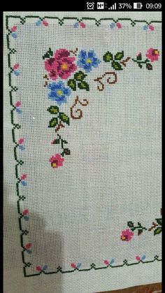 Thrilling Designing Your Own Cross Stitch Embroidery Patterns Ideas. Exhilarating Designing Your Own Cross Stitch Embroidery Patterns Ideas. Cross Stitch Letters, Cross Stitch Art, Simple Cross Stitch, Cross Stitch Borders, Cross Stitch Samplers, Cross Stitch Flowers, Cross Stitch Designs, Cross Stitching, Cross Stitch Embroidery