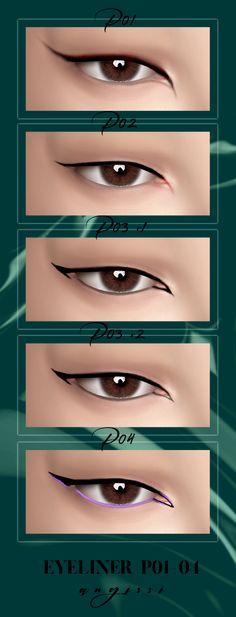 Sims 4 Cc Eyes, Sims 4 Cc Skin, Sims 4 Mm Cc, Sims 4 Teen, Sims Four, Sims 4 Toddler, Sims 4 Cc Makeup, Sims 4 Asian Makeup, Sims 4 Cas Mods