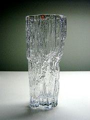 tapio wirkkala iittala avena vase (jonnieeleven) Tags: glass modern vase iittala scandinavian avena tapio wirkkala
