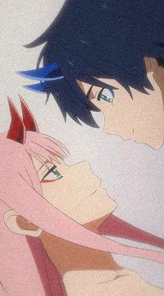 Wallpaper Animes, Anime Wallpaper Phone, Animes Wallpapers, Otaku Anime, Manga Anime Girl, Zero Two, Cute Anime Pics, Darling In The Franxx, Anime Films