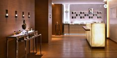 Spa inspiration : Guerlain Spa
