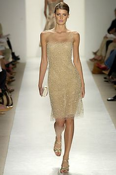 Oscar de la Renta | Spring 2004 Ready-to-Wear Collection | Style.com
