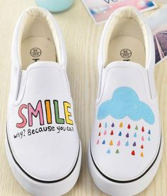 Women Low Graffiti Casual Shoes Hot Sales Product Girl Canvas Shoes Fashion Hand Painted Shoes Zapatones 2017 Spring Loafers Source by randilevesque fashion girl Painted Canvas Shoes, Custom Painted Shoes, Painted Sneakers, Hand Painted Shoes, Graffiti Shoes, Sharpie Shoes, Custom Vans Shoes, Custom Converse, Kawaii Shoes