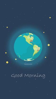Good morning world