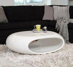 UFO salontafel mid century retro vintage design