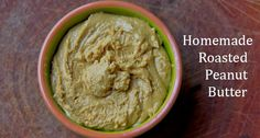 Homemade Peanut Butter Recipe - Low Sodium Blog