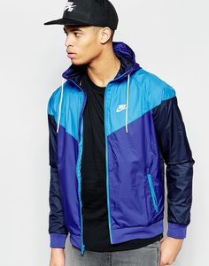 Image 1 of Nike Windbreaker Jacket 727324-457