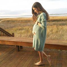 Baby bumpin': Arielle Noa Charnas