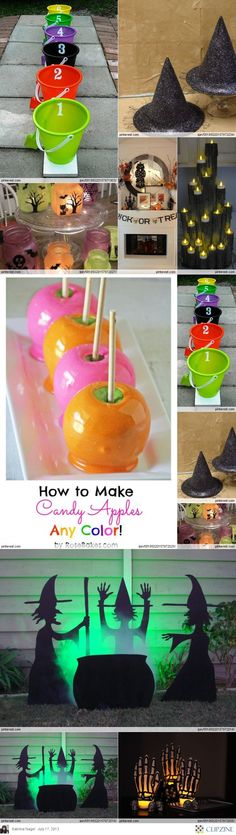 Fall / Halloween Ideas & food