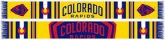 COLORADO RAPIDS SCARF - Third Kit