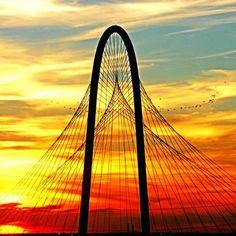 Hunt Hill Bridge in Dallas, taken by Julie Madden