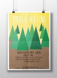 Paolo Nutini Poster - Orchard Entertainment.