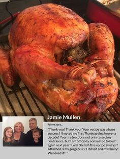 Step-by-Step Guide to The Best Roast Turkey. A tried-and-true recipe for making a perfectly cooked and moist turkey every time. Detailed photos and tips take away the guesswork for beginner and experienced cooks. From The Yummy Life. Easy Turkey Recipes, Thanksgiving Recipes, Holiday Recipes, Thanksgiving Gravy, Healthy Cooking, Cooking Recipes, Cooking Ideas, Keto Recipes, Best Roasted Turkey