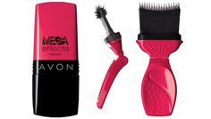 #Avon has an amazing mascara that everyone needs to try! The #wonderbrush is a new way to help your mascara reach corner-to-corner! How interesting is that applicator!? To order this and more, go to my eStore: www.youravon.com/yourladyshalin. This innovative mascara is one for the books! #avonrep #mascara #makeup #beauty #wonder #brush #applicator #lashes #megaeffects #24hour