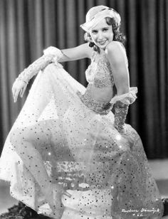 Barbara Stanwyck--l'esprit swing's