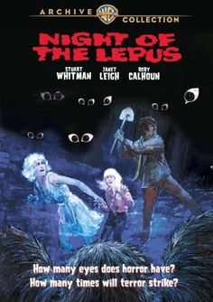 """Movie Review of """"Night of the Lepus"""""""