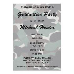 >>>Hello          Camouflage Hunter 2014 Graduation Celebration Personalized Invite           Camouflage Hunter 2014 Graduation Celebration Personalized Invite This site is will advise you where to buyDiscount Deals          Camouflage Hunter 2014 Graduation Celebration Personalized Invite ...Cleck Hot Deals >>> http://www.zazzle.com/camouflage_hunter_2014_graduation_celebration_invitation-161329474851044891?rf=238627982471231924&zbar=1&tc=terrest