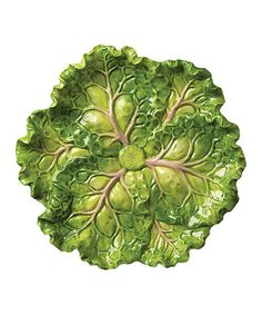 Look what I found on #zulily! Cabbage Plate by Kaldun and Bogle #zulilyfinds