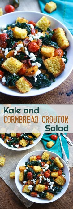 Kale and Cornbread C