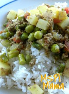 MSPI Mama: Beef Curry