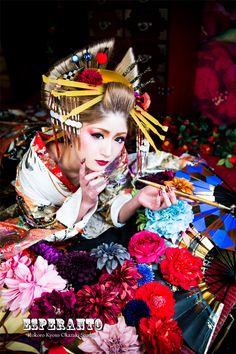 ・+゜・。成人式をむかえる素敵なお客様・+゜・。 | 京都舞妓体験処『心』 スタッフブログ