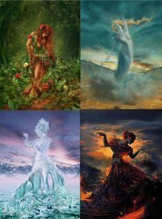 Vier elementen