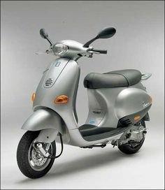 Vespa ET2  It goes and goes and goes
