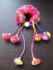 pompom hair - Google Search