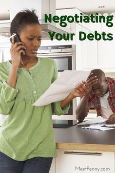 They left bankruptcy early, negotiated a five figure debt with collectors, and paid it off in less than one year.
