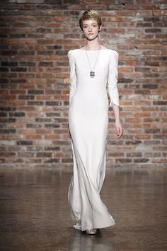 This #silky long-sleeved number from Blush is amazing!
