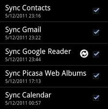 How to sync Picasa on your Android device