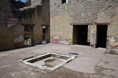 Herculaneum, Italy. I can't describe how cool that place is. I liked it better than Pompeii because everything was preserved so much better. It was like stepping back in time!