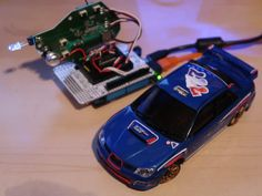 Drive a radio-controlled car via a RESTful API using any internet-enabled client! Find this and other hardware projects on Hackster. Real Robots, Arduino Projects, Robot Design, Radio Control, Hobbies, Internet, Raspberry, Geek, Weather