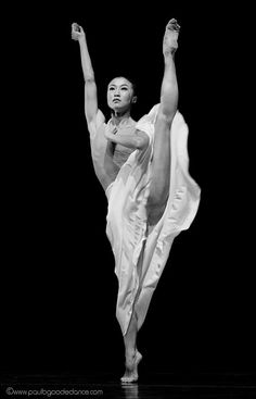 PeiJu Chien-Pott in Martha Graham's, Errand. Paul B. Goode Photography