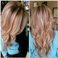 If I could ever be a blonde this is the exact color I would want! This is seriously my goal hair for my wedding.. starting blonde sessions sometime!