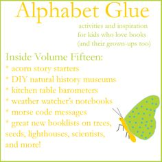 Alphabet-Glue-Volume-Fifteen-Logo