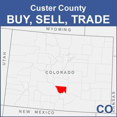 Custer County Buy, Sell, Trade - CO Stuff For Free, New Mexico, Wyoming, Did You Know, Utah, Colorado, Aspen Colorado, Skiing Colorado