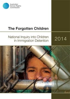 The Forgotten Children: National Inquiry into Children in Immigration Detention Human Rights Topics, Abc News, Climate Change, Geography, Hold On, Australia, Education, Children, Asylum