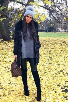 nyc winter outfits Travel Europe Outfits Winter Ideas For 2019 Outfits Casual, Cold Weather Outfits, Casual Winter Outfits, Winter Fashion Outfits, Look Fashion, Autumn Winter Fashion, Fall Outfits, Cute Outfits, Nyc Winter